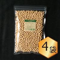 【乾燥豆】イソフラボン高含有大豆「ゆきぴりか」お得セット(R1・北海道産)