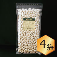 【乾燥豆】福白金時豆お得セット(R1・北海道産)