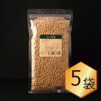 【乾燥豆】茶レンズ豆お得セット(2019年・アメリカ産)