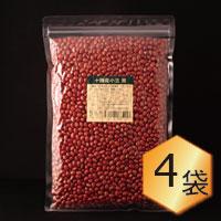 【乾燥豆】十勝産小豆「雅」お得セット(R1・北海道産)