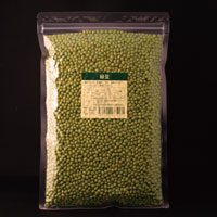 【乾燥豆】緑豆(2019年・中国産)