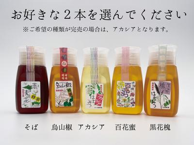 さいき養蜂園 新潟県内産・南魚沼産 純粋 非加熱 ハチミツ(2本セット)【送料無料・税込価格】