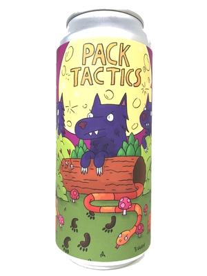 The Brewing Projekt / Pack Tactics (ザブリュープロジェクト パック タクティクス)473ml