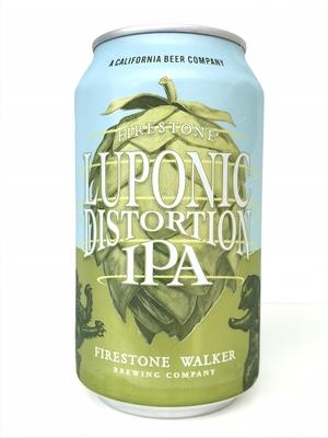 Firestone Walker / Luponic Distortion No.18 ( ルポニックディストーション) 355ml