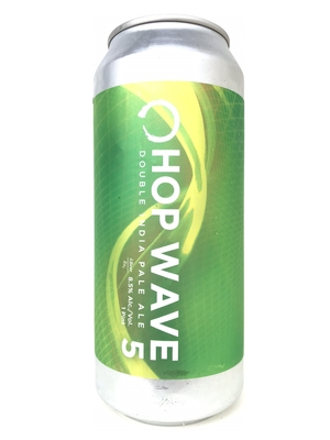 Equilibrium Brewery /Hopwave 5 (イクイリブリウム(エクイリブリウム) ホップウェーブ5)473ml