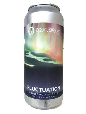 ★OFF★Equilibrium Brewery / Fluctuation(イクイリブリウム(エクイリブリウム)フラクチュエーション)473ml