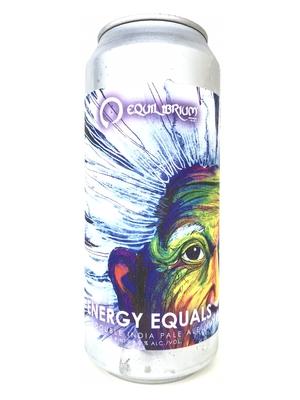 Equilibrium Brewery / Energy Equals(イクイリブリウム(エクイリブリウム) エナジーイコール)473ml