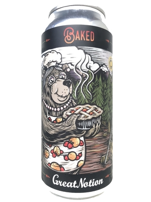 Great Notion / Baked fruited sour (グレートノーション ベイクドフルーツドサワー)473ml