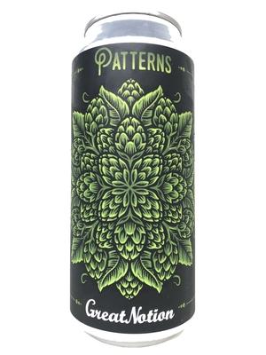 Great Notion / Patterns IIPA(グレートノーション パターンズ インペリアルIPA)473ml