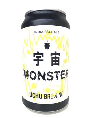 Uchu Brewing / 宇宙MONSTER (うちゅうブルーイング うちゅうモンスター IPA)350ml 缶