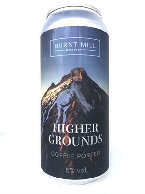 Burnt Mill /  Higher Grounds (バーントミル ハイアーグラウンズ)440ml缶