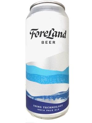 Foreland Beer  / Using Technology (ユージングテクノロジー)473ml