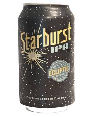 ECLIPTIC BREWING / STARBURST IPA  (エクリプティック スターバーストIPA) 355ml 缶