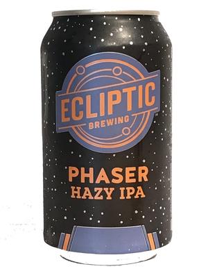 ECLIPTIC BREWING / PHASER HAZY IPA  (エクリプティック フェザーヘイジーIPA) 355ml 缶