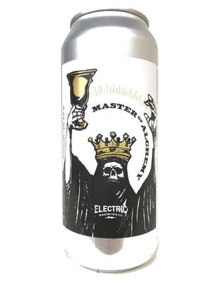 Electric Brewing Company / Master Of Alchemy DDH NE Double IPA (エレクトリック マスターオブアルケミー)473ml