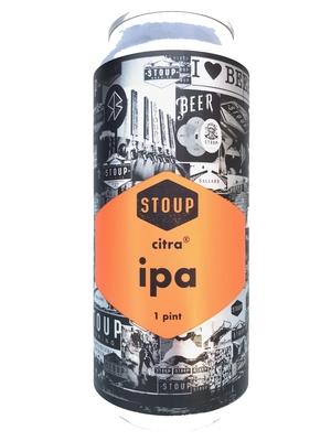 Stoup Brewing / Citra IPA(ストゥープ シトラIPA)473ml