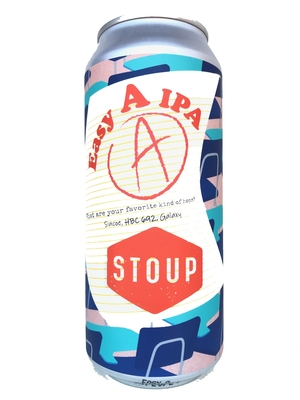 Stoup Brewing / Easy A IPA(イージーエーIPA)473ml