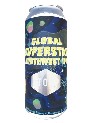 Stoup Brewing / Global Superstar(グローバル スパースターIPA)473ml
