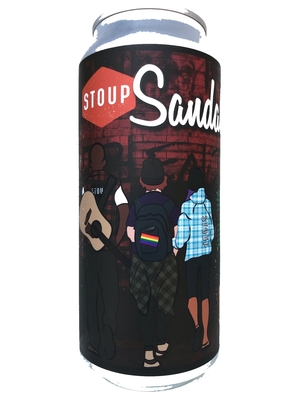 Stoup Brewing / Sandals & Flannels IPA (サンダルズ  アンド フランネルズIPA)473ml