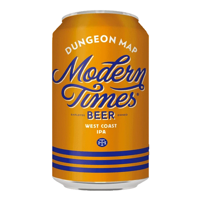 Modern Times / Dungeon Map (モダンタイムス  ダンジョン マップ)355ml