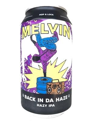 MELVIN / back in da haze IPA (メルヴィン バック イン ダ ヘイズIPA)355ml