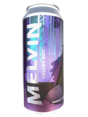 MELVIN / velvet rut imperial smoked porter (メルヴィン ベルベット インペリアルスモークド ポーター)473ml