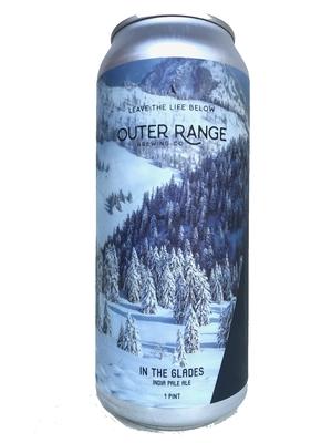 Outer Range / In The Glades  (アウターレンジ イン ザ グレイド)NE IPA  473ml