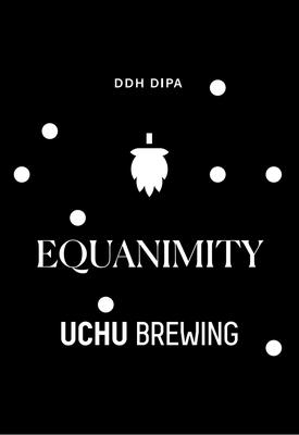 Uchu Brewing /  EQUANIMITY(うちゅうブルーイング エクアニミティー)350ml 缶