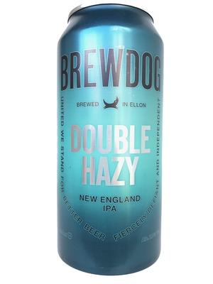 Brewdog / Double Hazy (ダブルヘイジー) HAZY DIPA)440ml