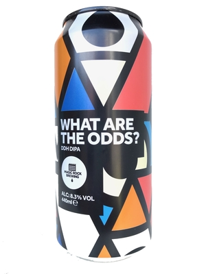Magic Rock / What are the odds?( マッジックロック  ホワット アー ザ オッズ)DDH DIPA 440ml