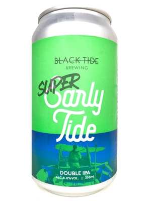 Black Tide Brewing / Super Early Tide(ブラックタイド スーパーアーリータイド)350ml