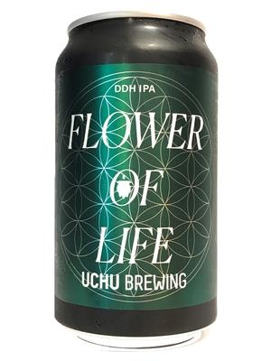 Uchu Brewing / FLOWER OF LIFE (うちゅうブルーイング フラワー オブ ライフ)350ml 缶