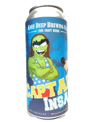 knee deep /  Captain Insano(ニーディープ キャプテンインサーノ)473ml