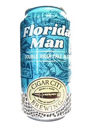 Cigar City / Florida Man DIPA(シガーシティー フロリダマン ダブル IPA)355ml