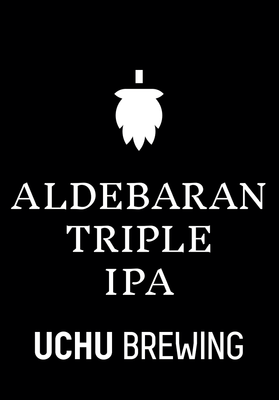 Uchu Brewing / ALDEBARAN (うちゅうブルーイング アルデバラン TIPA)350ml缶