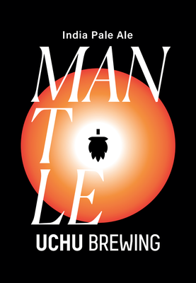 Uchu brewing / MANTLE(うちゅうブルーイング マントル)350ml 缶
