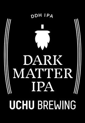 Uchu Brewing / DARKMATTER (うちゅうブルーイング ダークマター)350ml 缶
