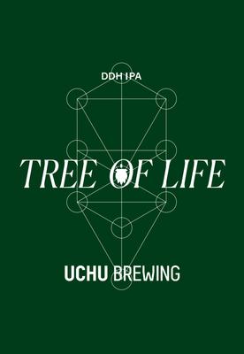 Uchu Brewing /TREE OF LIFE (うちゅうブルーイング ツリー オブ ライフ)350ml 缶