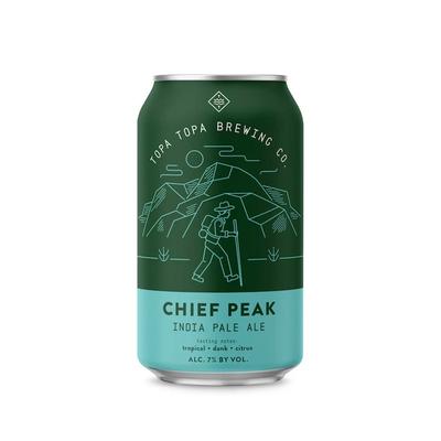 Topa Topa / Chief Peak IPA (チーフ ピーク IPA)355ml