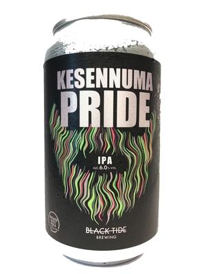Black Tide Brewing / Kesennuma Pride(ブラックタイド ケセンヌマ プライド)350ml