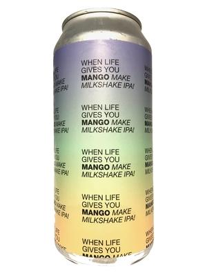 To Øl / When Life Gives You Mango Make Milkshake IPA(トゥオール ウェン ライフ ギブス ユー マンゴー)440ml缶