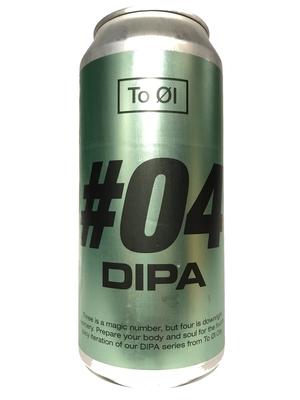 To Øl / #04 DIPA (トゥオール ナンバー4 DIPA)440ml缶