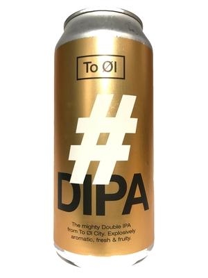 To Øl / #DIPA (トゥオール #DIPA)440ml缶