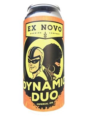 Ex-Novo / Dynamic Duo (ダイナミックデュオ インペリアルIPA)  473ml