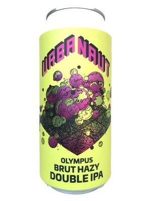 アーバノートブリューイング (Urbanaut Brewing Co.) / オリンパスブリュットダブルIPA(Olympus Brut DIPA)440ml
