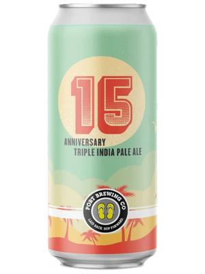 Port / 15th Anniversary TIPA (ポート 15周年 トリプル IPA)473ml