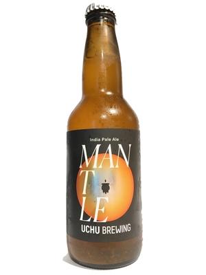Uchu brewing / MANTLE(うちゅうブルーイング マントル)330ml 瓶