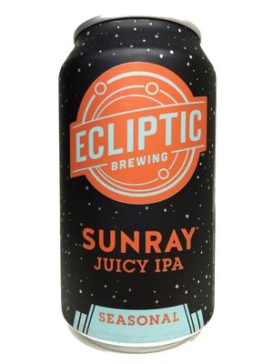 ECLIPTIC BREWING / SUNRAY (エクリプティック  サンレー ジューシーIPA) 355ml 缶