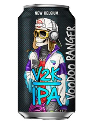 New Belgium / Voodoo Ranger V2K (ブードゥー レンジャー V2K)355ml