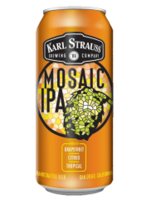 Karl Strauss / Mosaic Session (カールストラウス モザイクセッションIPA 473m